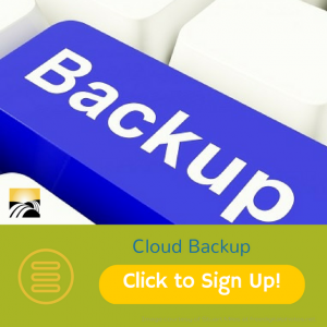 Sign-Up for a Cloud Backup Service