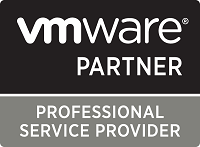 VMWare Certified Partner Logo
