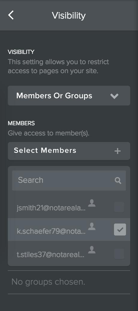 select-member