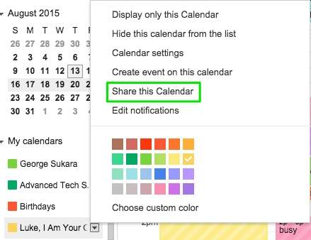 share this calendar updated