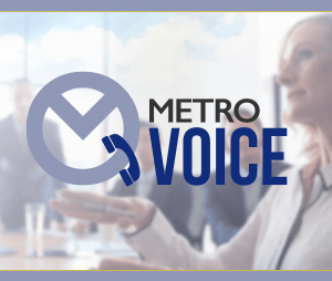 MetroVoice - Smarter is here.
