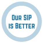 SIP Is Better Icon